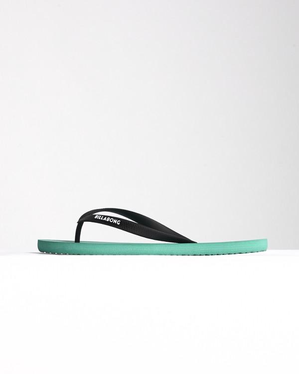 0 Tides Solid - Flip-Flops for Men Blue S5FF01BIP0 Billabong