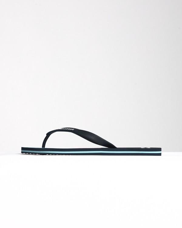 0 Tides Tribong - Flip-Flops for Men Blue S5FF02BIP0 Billabong