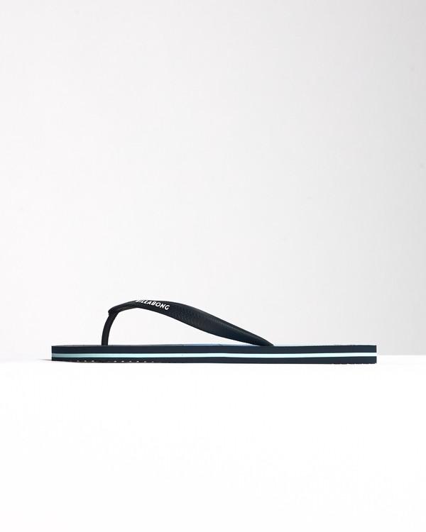 0 Tides 73 Stripe - Flip-Flops for Men Blue S5FF03BIP0 Billabong