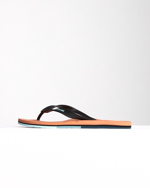 0 All Day - Sandals for Men Orange S5FF07BIP0 Billabong