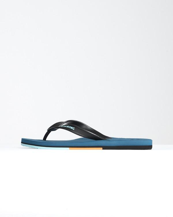 0 All Day - Sandals for Men Blue S5FF07BIP0 Billabong