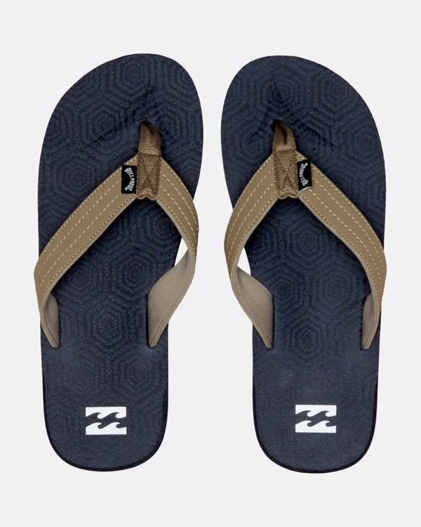 0 All Day Theme - Flip-Flops für Herren Blau S5FF08BIP0 Billabong