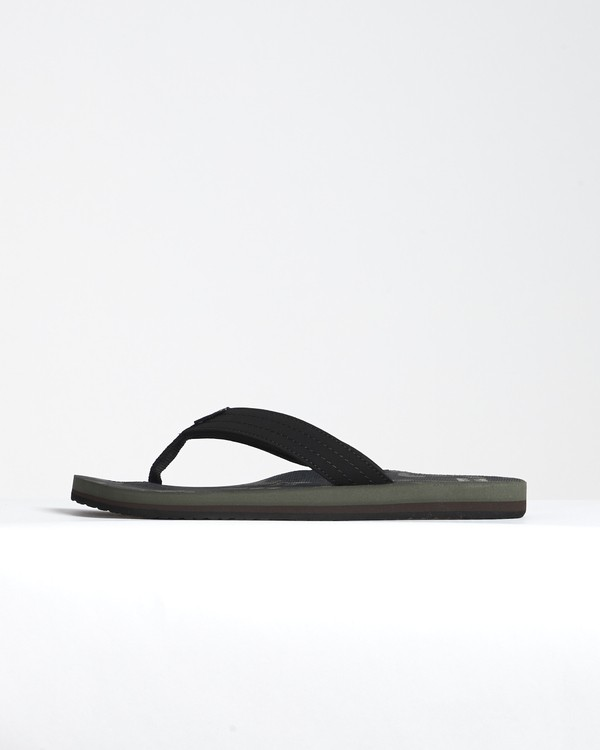 0 All Day Theme - Chanclas para Hombre Camo S5FF08BIP0 Billabong