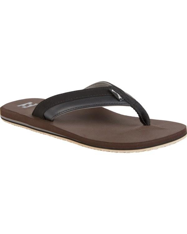 0 All Day Impact - Sandals for Men Brown S5FF10BIP0 Billabong