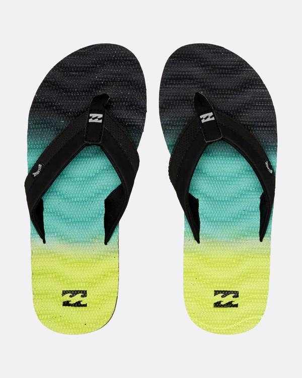 0 Dunes Fade - Flip-Flops für Herren Gelb S5FF14BIP0 Billabong