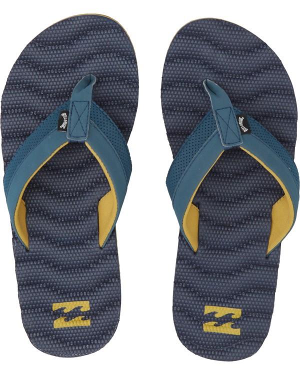 0 Dunes Impact - Sandalen für Herren Blau S5FF21BIP0 Billabong