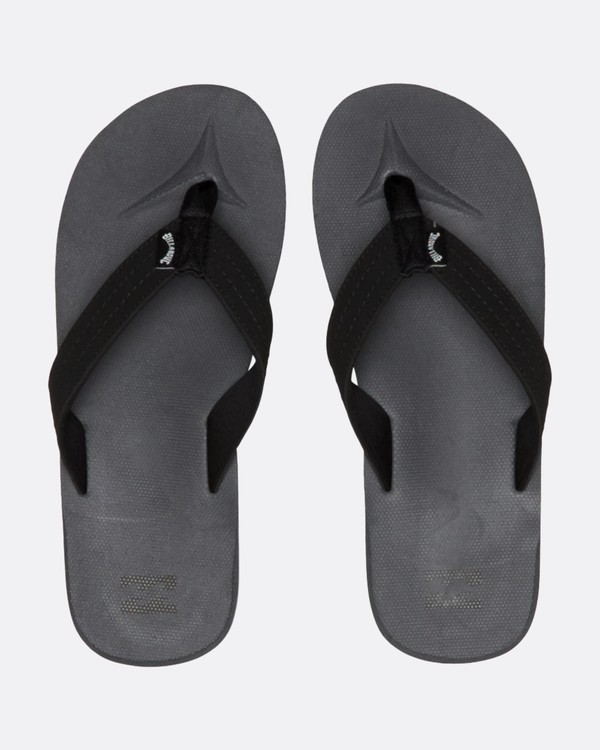 0 All Day Casual - Flip-Flops für Herren Grau S5FF23BIP0 Billabong