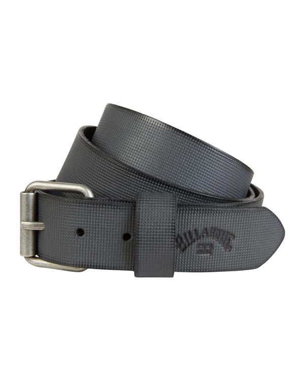 0 Daily Leather - Ledergürtel für Herren Schwarz S5LB01BIP0 Billabong