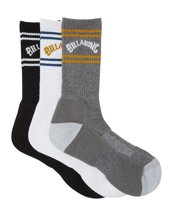 0 Arch - Logo Socken für Herren Mehrfarbig S5SO01BIP0 Billabong
