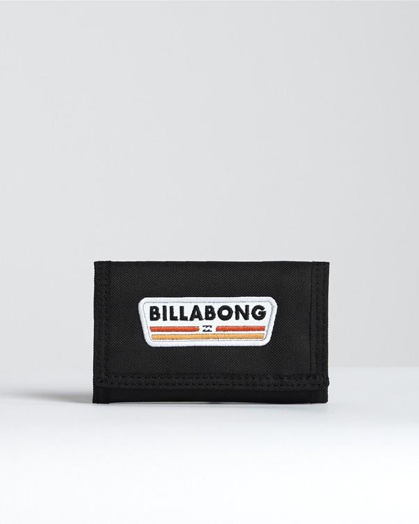 0 Walled 600D - Brieftasche für Herren Schwarz S5WL03BIP0 Billabong