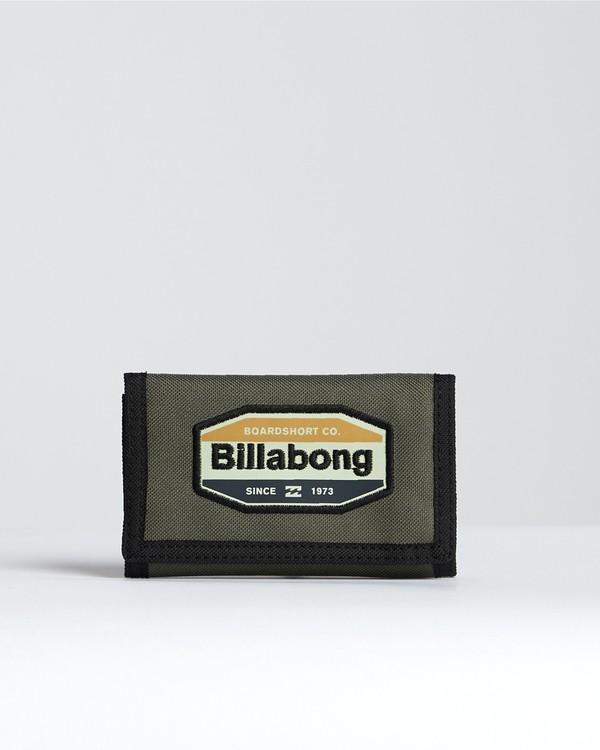 0 Walled 600D - Wallet for Men  S5WL03BIP0 Billabong