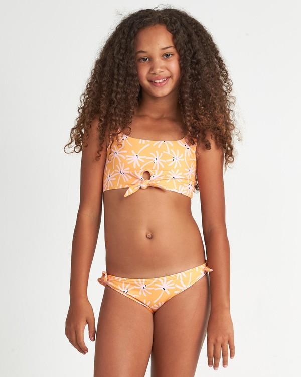0 Letting Go - Bikini-Set mit Blumen für Mädchen  S8SW01BIP0 Billabong