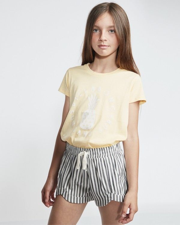 0 Mad For You - Shorts for Teen Girls Black S8WK01BIP0 Billabong