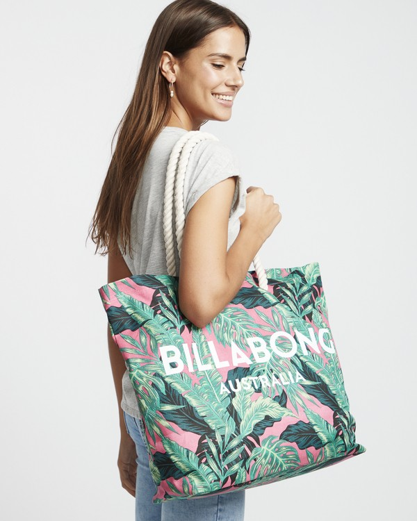 0 ESSENTIAL BAG Rosa S9BG17BIP0 Billabong