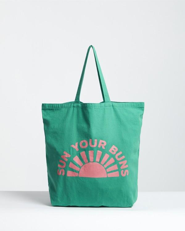 0 Surf Tote - Tasche für Damen Grün S9BG21BIP0 Billabong