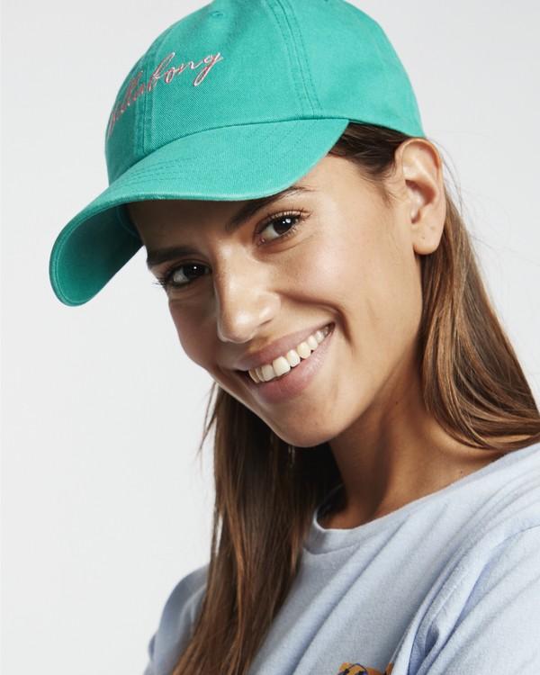 0 Essential Cap - Cap for Women Blue S9CM02BIP0 Billabong