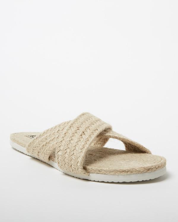 0 High Sea - Schlüpf-Sandalen für Damen Beige S9FF12BIP0 Billabong