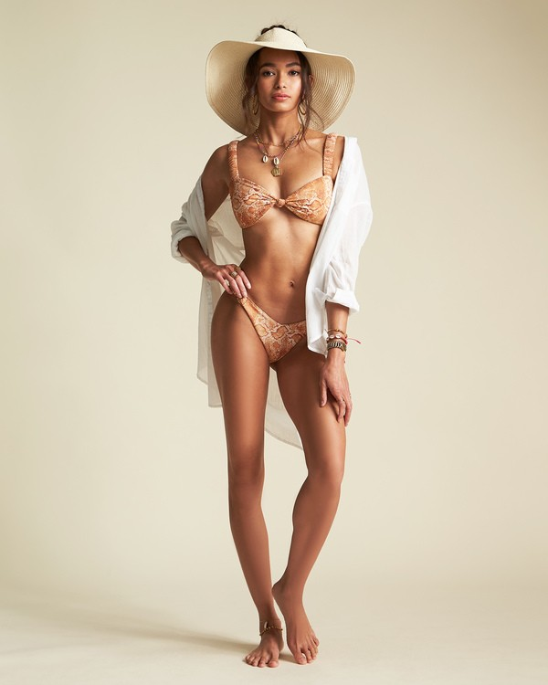 0 Shade Me - Wide Brim Straw Visor for Women Beige S9HT05BIP0 Billabong