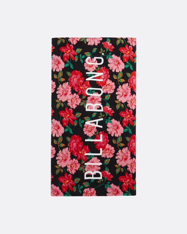 0 Lie Down - Towel for Women Pink S9TO05BIP0 Billabong