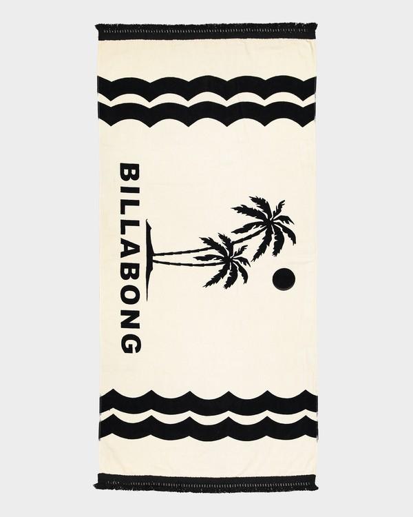 0 Palms - Badetuch für Damen Mehrfarbig S9TO06BIP0 Billabong