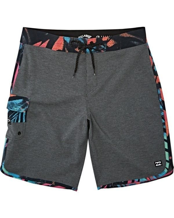0 73 Pro - Board Shorts for Men Grey T1BS16BIS0 Billabong
