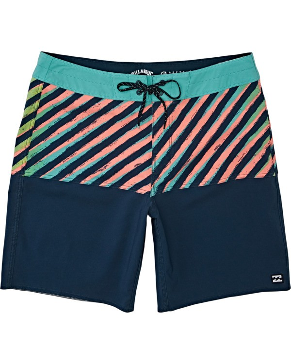 0 Fifty50 Pro - Boardshorts para Hombre Verde T1BS19BIS0 Billabong
