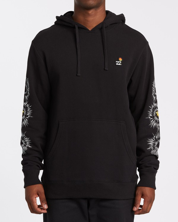 0 Speak For The Trees - Sudadera para Hombre Negro T1FL01BIS0 Billabong