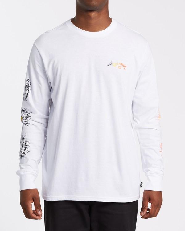 0 Speak For The Trees - Camiseta de manga larga para Hombre Blanco T1LS01BIS0 Billabong