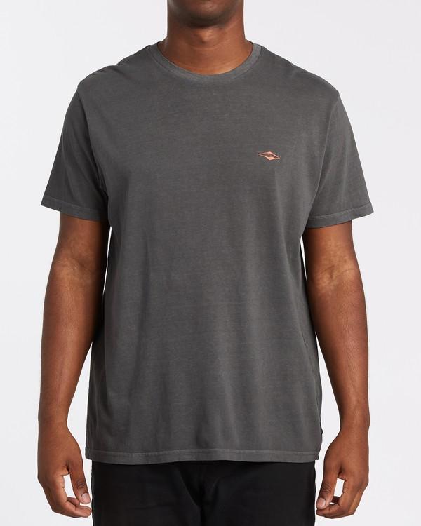 0 Trouble - T-Shirt für Männer Grau T1SS24BIS0 Billabong