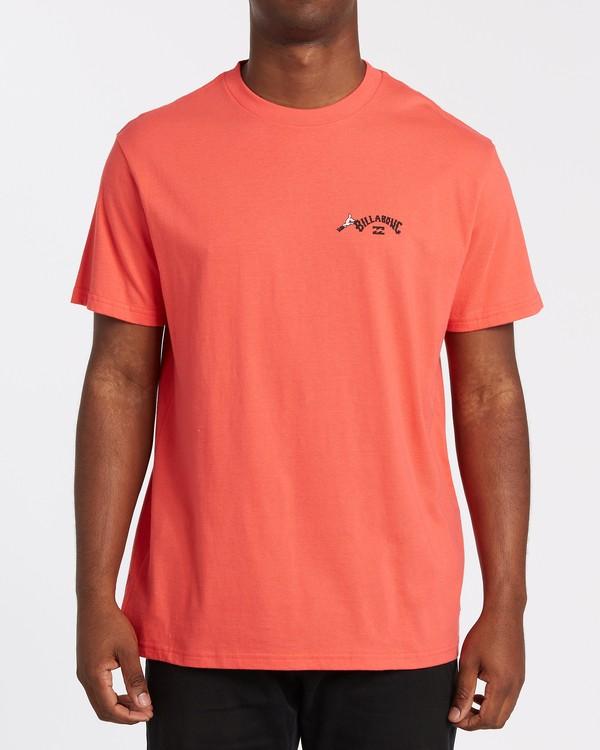 0 Truffula Fade - T-shirt pour Homme Multicouleurs T1SS33BIS0 Billabong