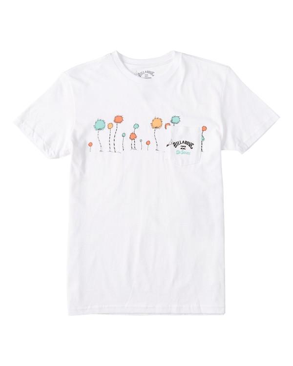 0 Truffula - T-Shirt für Jungen Weiss T2SS02BIS0 Billabong