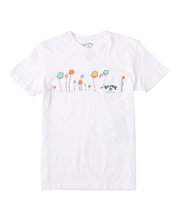 0 Truffula - Camiseta para Bebés Blanco T2SS04BIS0 Billabong
