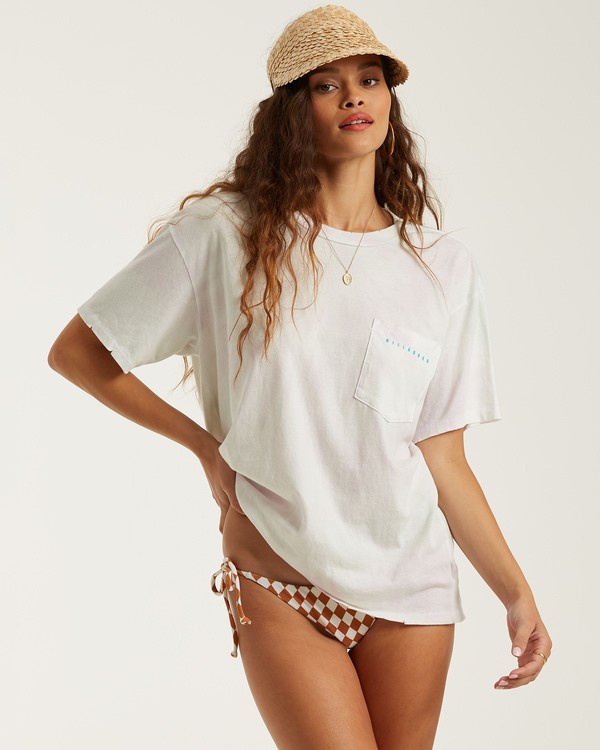 0 Beach Comber - Camiseta para Mujer  T3KT04BIS0 Billabong