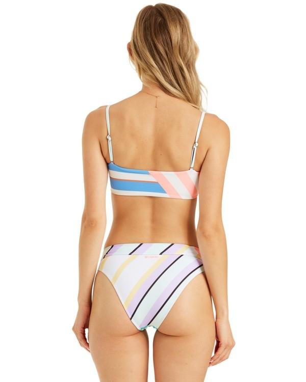 0 Break A Dawn Maui - Braguita de bikini talle alto para Mujer  T3SB04BIS0 Billabong