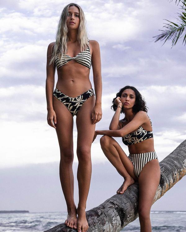 0 Palm Side Kontted Tri - Bikinitop für Frauen Mehrfarbig T3ST38BIMU Billabong