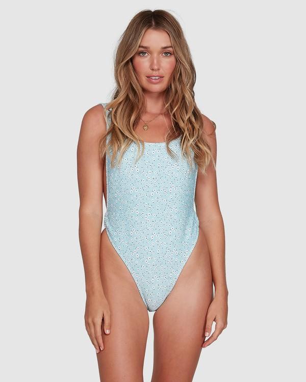 0 Bluesday - One-Piece Swimsuit for Women Blue T3SW70BIMU Billabong
