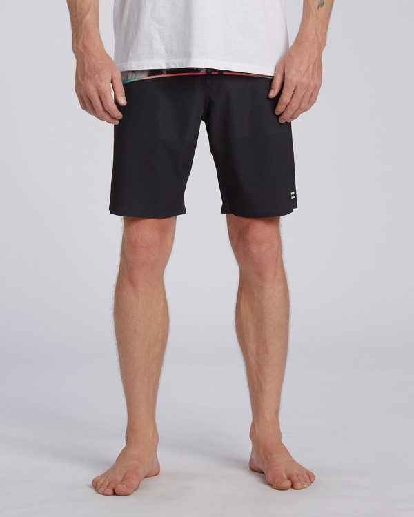 0 Fifty50 Airlite Plus - Boardshorts para Hombre Gris U1BS04BIF0 Billabong