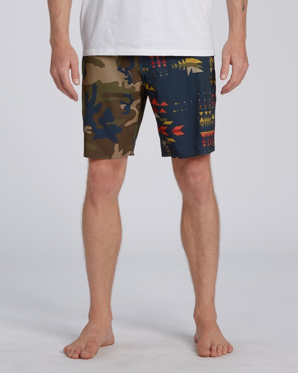 0 Sundays Interchng Pro - Boardshort pour Homme Orange U1BS07BIF0 Billabong