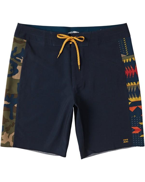 0 D Bah Pro - Board Shorts for Men Blue U1BS08BIF0 Billabong