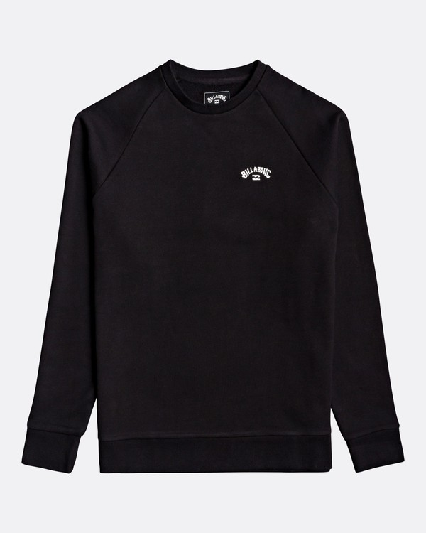 0 Original Arch - Sweatshirt for Men Black U1FL06BIF0 Billabong
