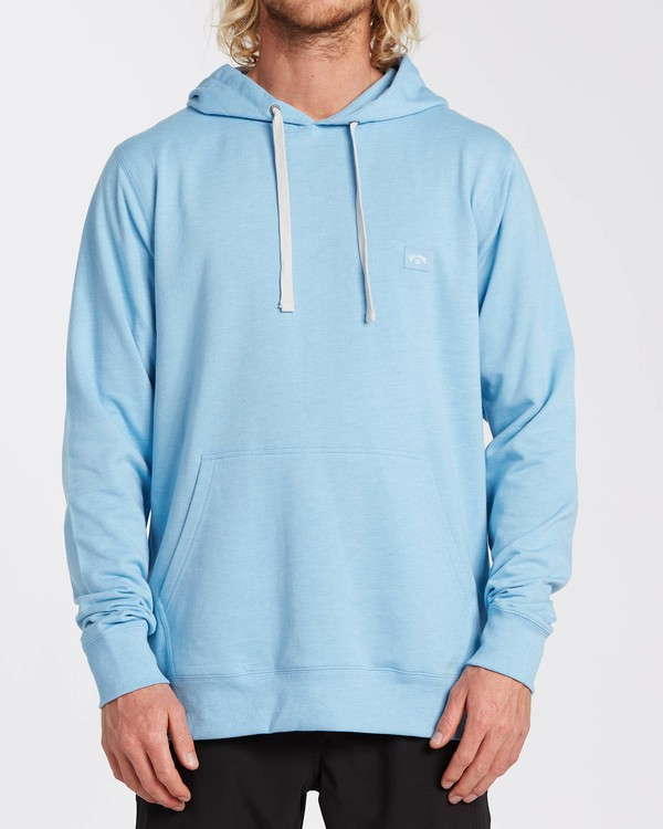 0 All Day - Sweat à capuche pour Homme Bleu U1FL10BIF0 Billabong