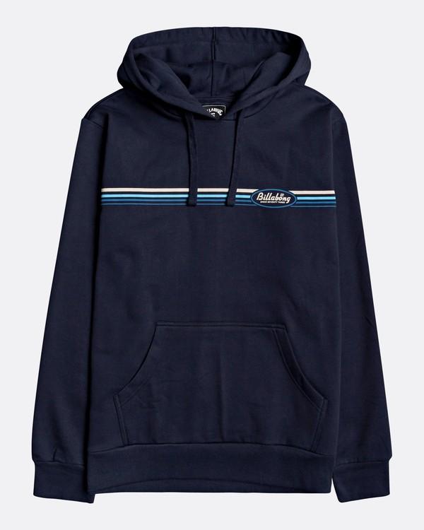 0 Cruiser Stripe - Sudadera con capucha para Hombre Azul U1HO04BIF0 Billabong