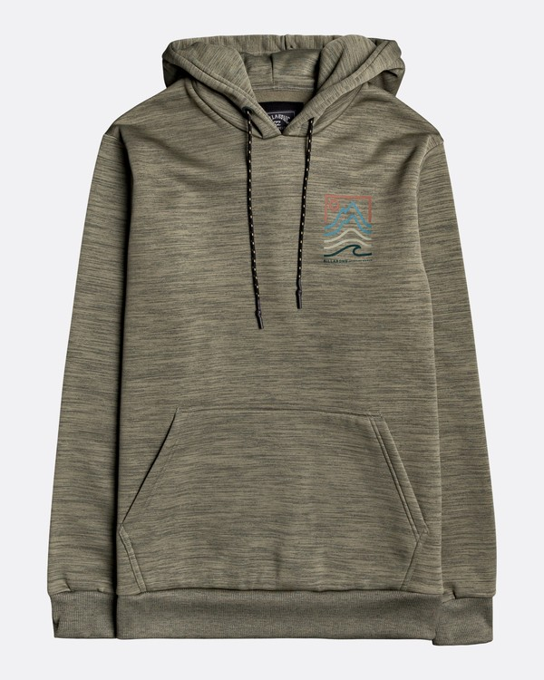 0 Adventure Division Collection Peak - Sudadera con capucha para Hombre  U1HO08BIF0 Billabong