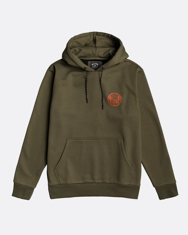 0 Adventure Division Collection Twin Pines - Sudadera con capucha para Hombre  U1HO09BIF0 Billabong