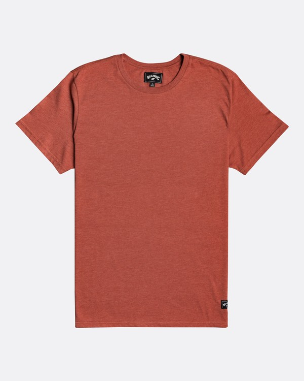 0 All Day - Camiseta para Hombre  U1JE02BIF0 Billabong