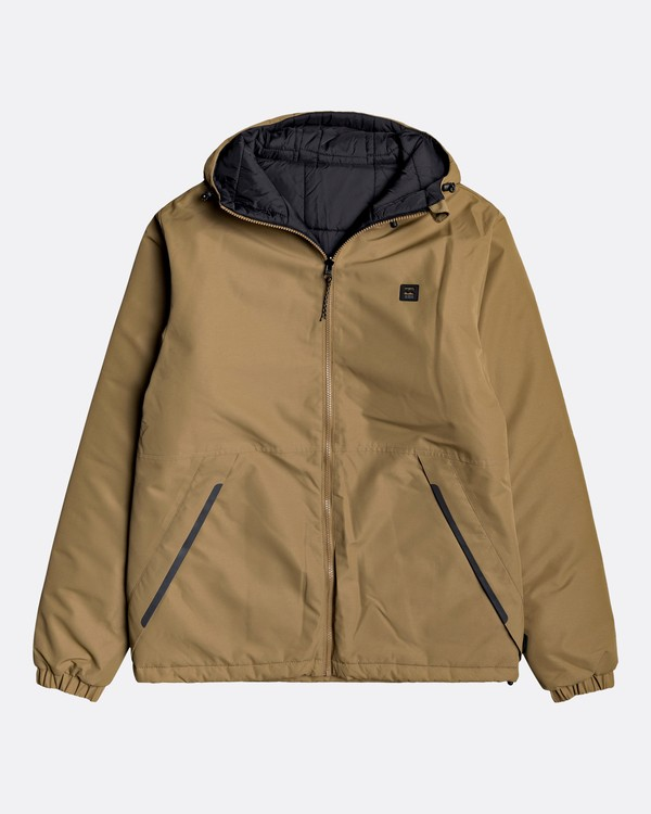 0 Adventure Division Collection Transport - Wendbare Jacke für Männer Beige U1JK31BIF0 Billabong