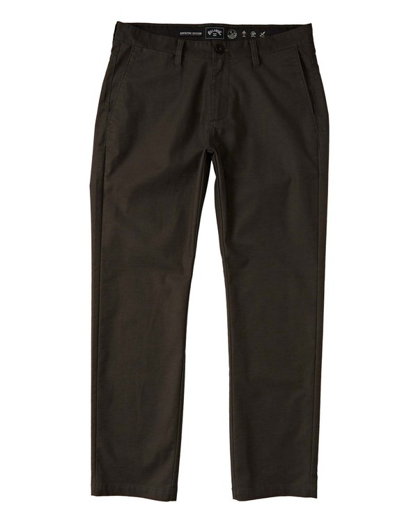 0 Adventure Division Collection Surftrek - Hose für Männer Schwarz U1PT02BIF0 Billabong