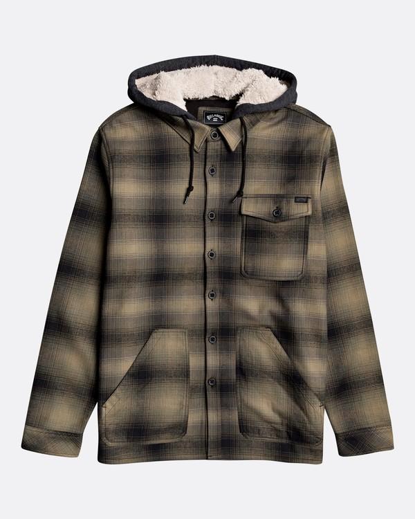 0 Adventure Division Collection Furnace Bonded - Langärmliges Hemd für Männer  U1SH18BIF0 Billabong