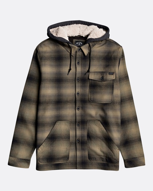 0 Adventure Division Collection Furnace Bonded - Camisa de manga larga para Hombre  U1SH18BIF0 Billabong