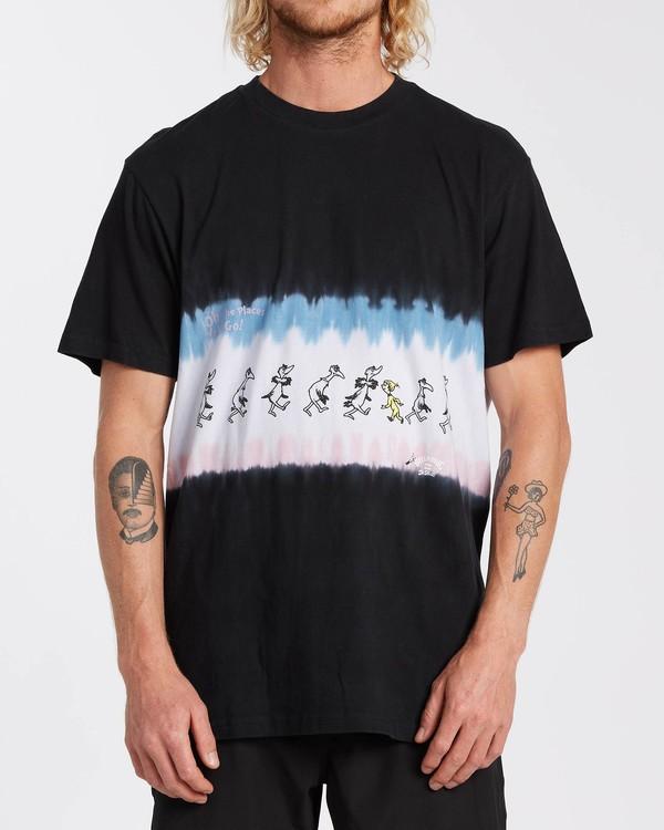 0 Dr Seuss Strange Birds - T-shirt pour Homme  U1SS2EBIF0 Billabong